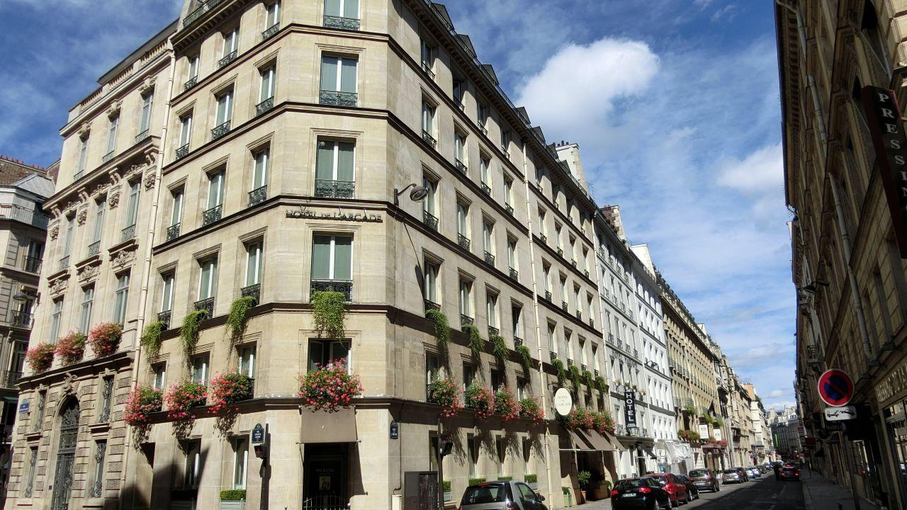Hotel bedford paris holidaycheck gro raum paris for Frankreich hotel paris