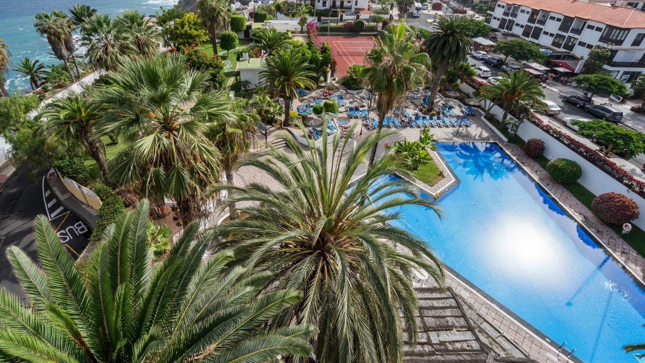 Hotel Blue Sea Interpalace Teneriffa Bewertung