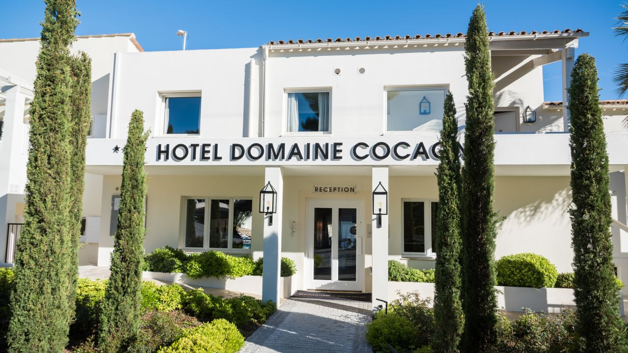 Hotel Domaine Cocagne (Cagnes-sur-Mer) • HolidayCheck (Côte ...