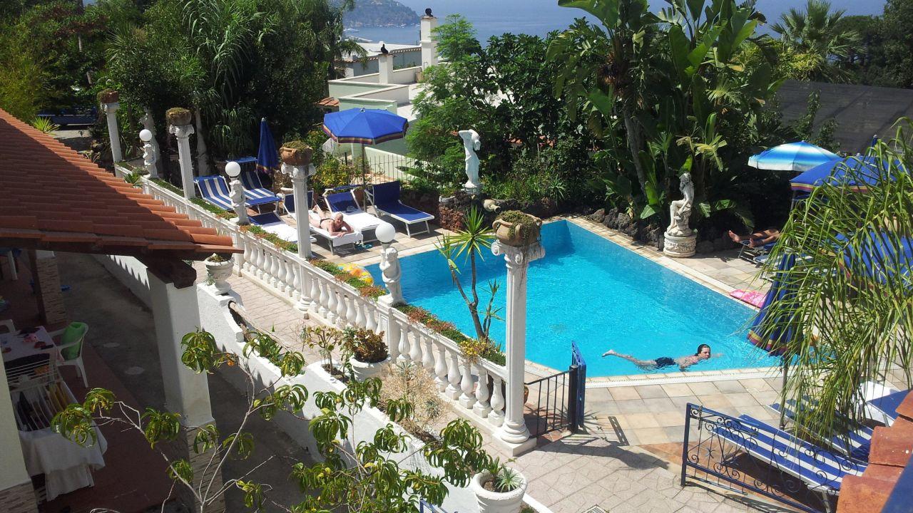 Hotel Villa Tina A Ischia