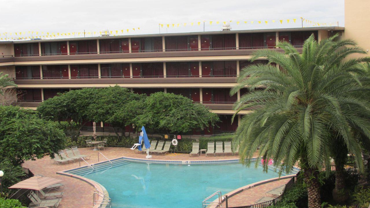 Hotel Rosen Inn at Pointe Orlando (Orlando) • HolidayCheck (Florida ...