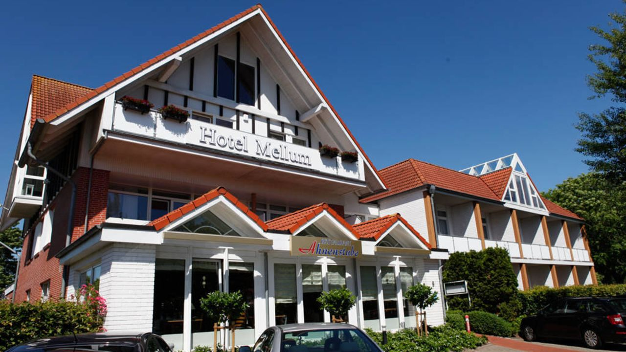Www Hotel Mellum Horumersiel