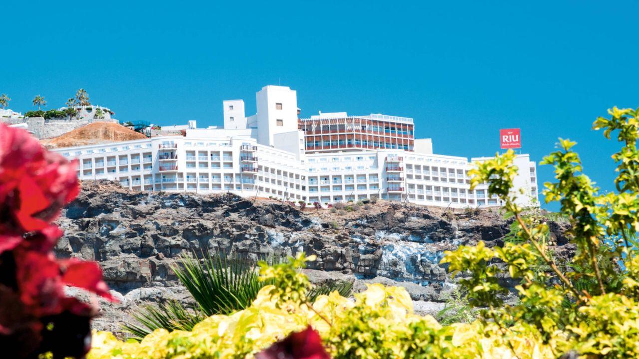 hotel riu vistamar puerto rico holidaycheck gran canaria spanien. Black Bedroom Furniture Sets. Home Design Ideas