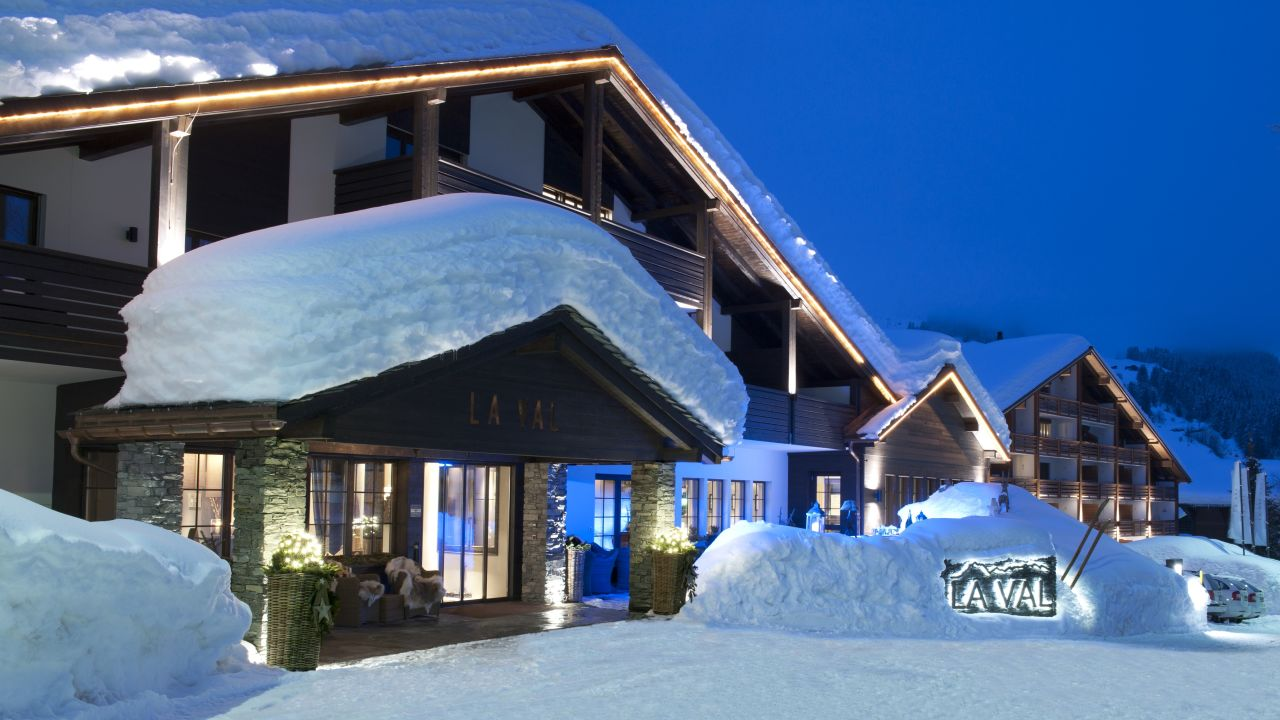 Bergspa Hotel La Val Breil Brigels Holidaycheck Kanton