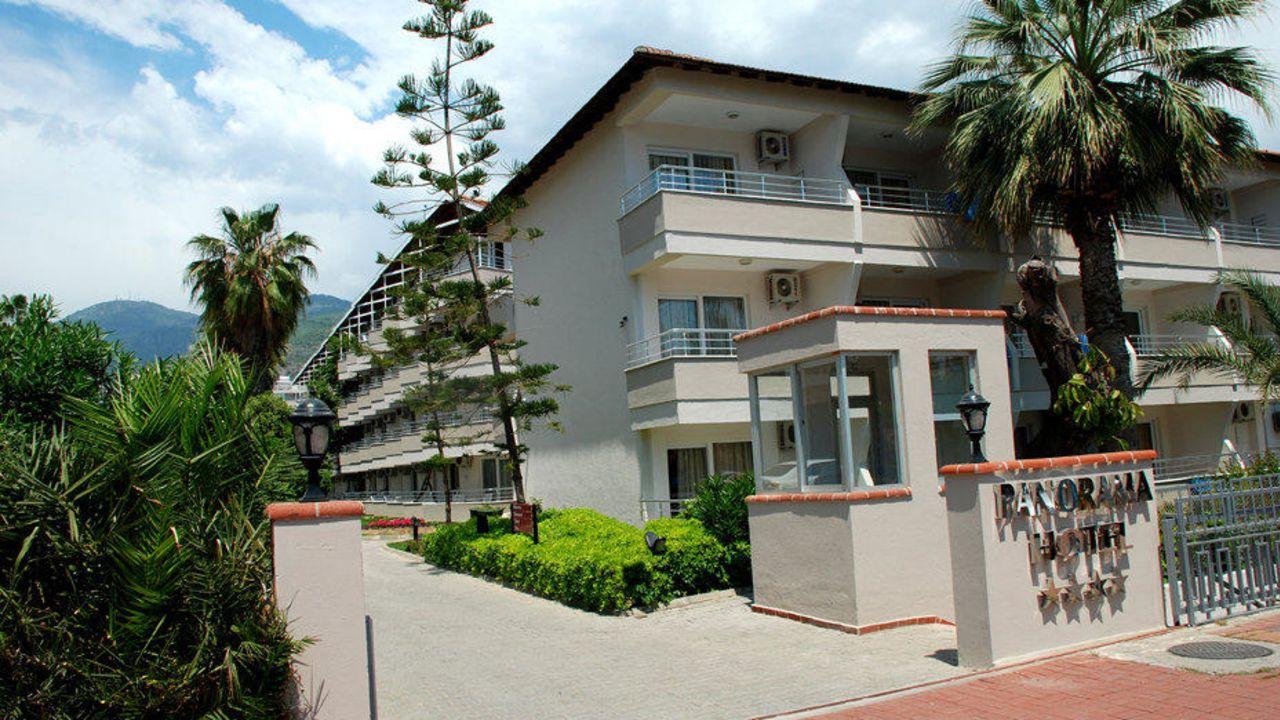 Hotel Panorama Alanya Bewertung