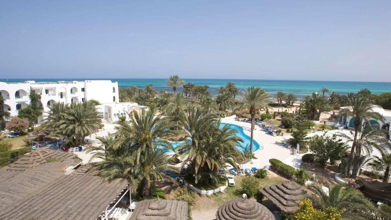 Golf beach hotel spa midoun holidaycheck djerba for Hotels djerba
