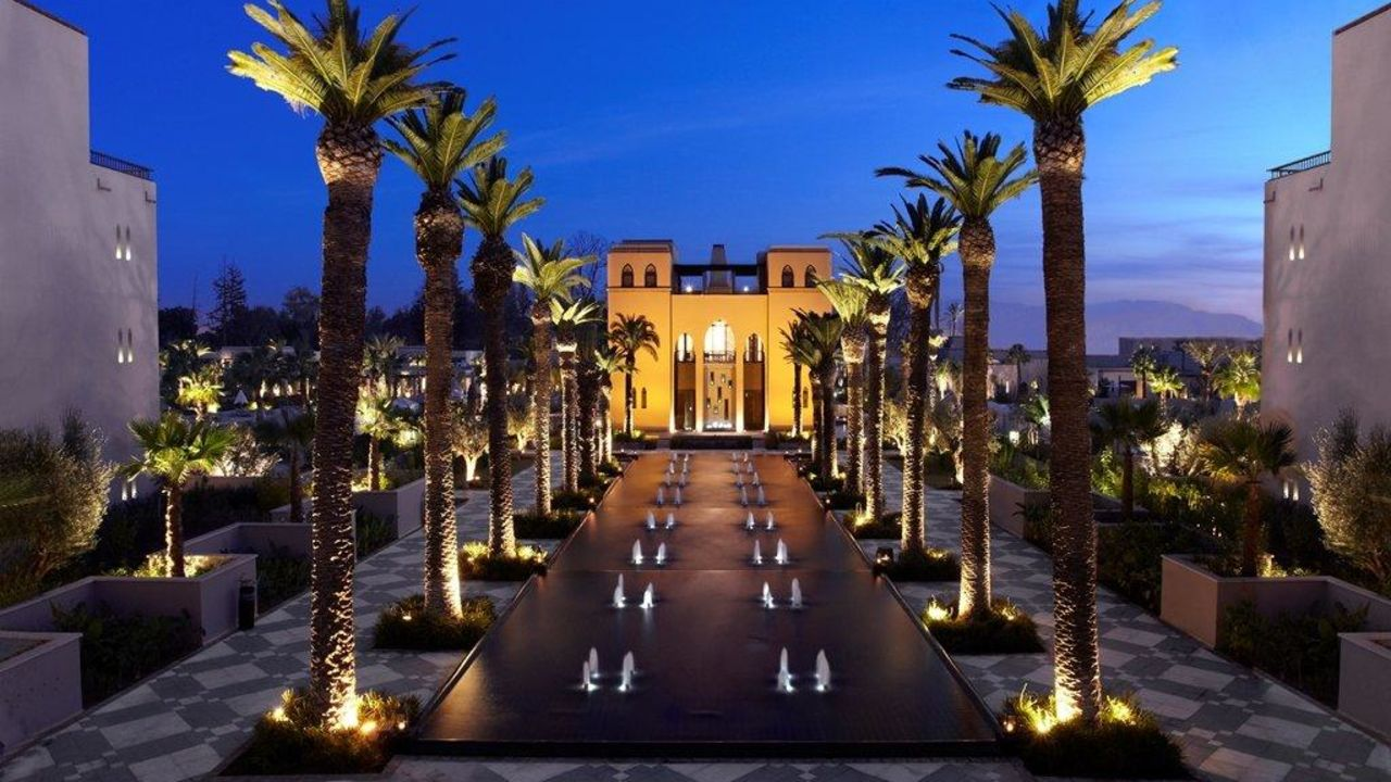 Marrakech Hotel Golf