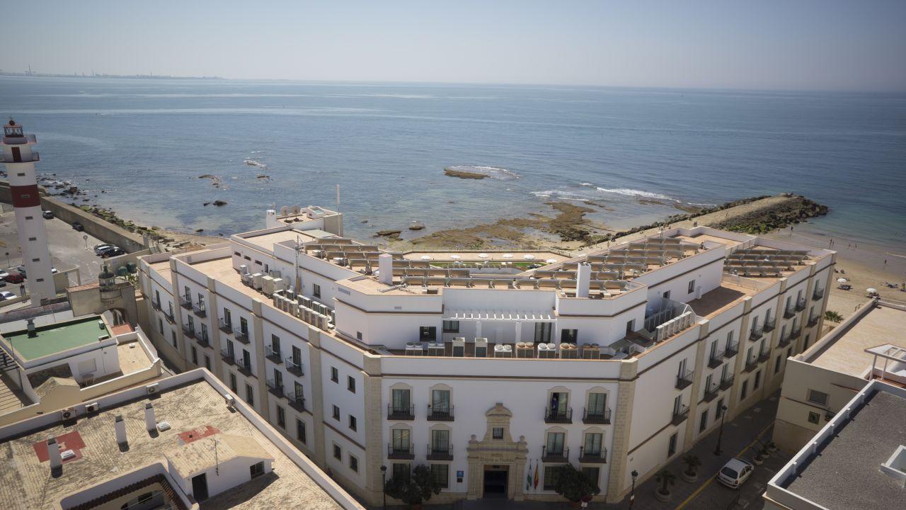 Rota Spanien Hotel Duque De Najera