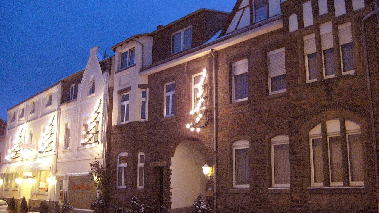 Komfort Pension Haus Christel & Gästehäuser Bad Hönningen
