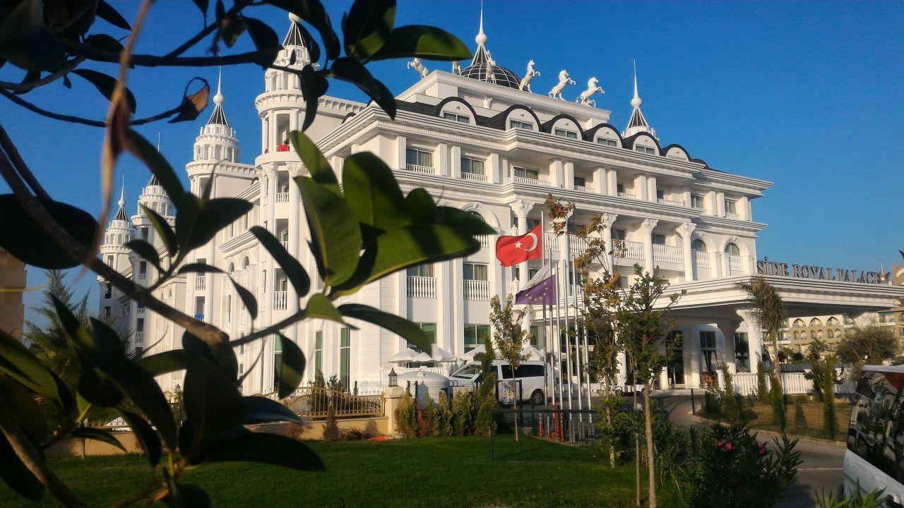 Side Royal Palace Hotel Spa Evrenseki Holidaycheck Turkische