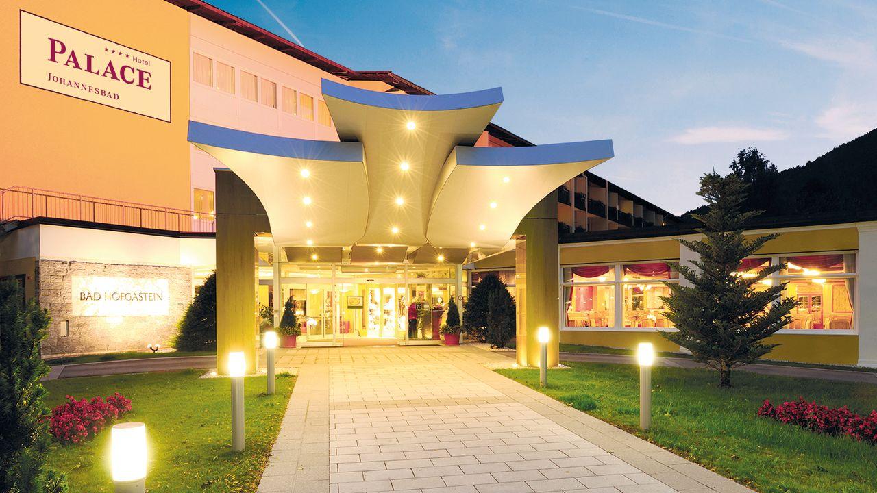 Salzburger Land Johannesbad Hotel Palace