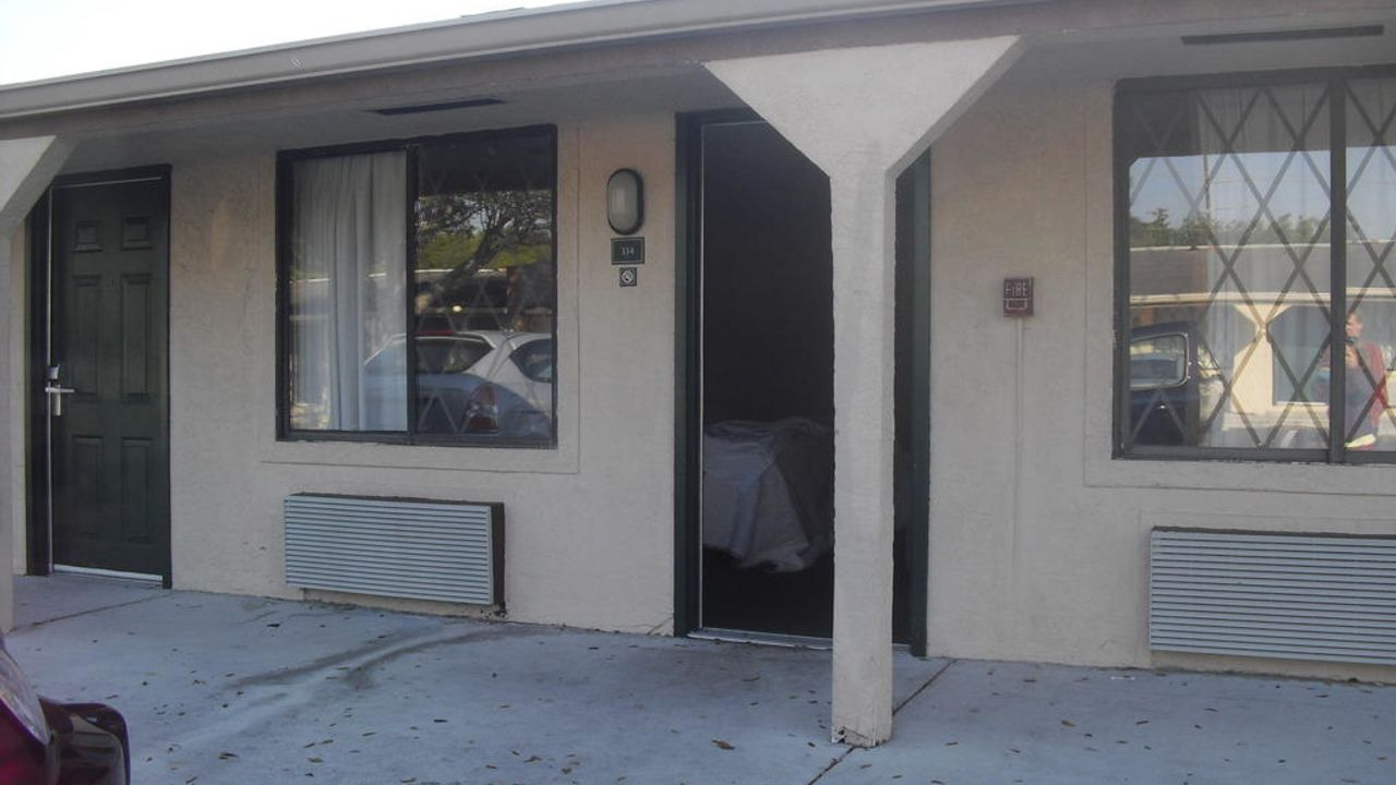 hotel super 8 motel lantana lantana holidaycheck. Black Bedroom Furniture Sets. Home Design Ideas
