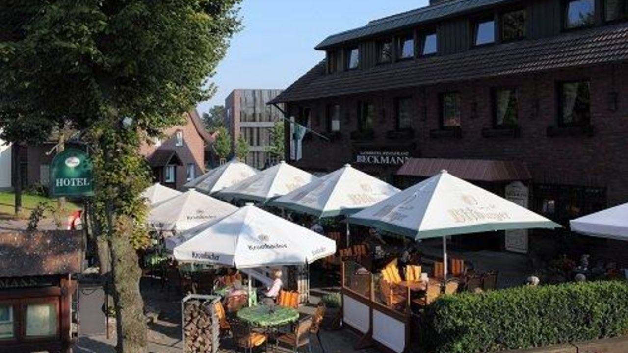 Landhotel Beckmann Heiden Holidaycheck Nordrhein Westfalen