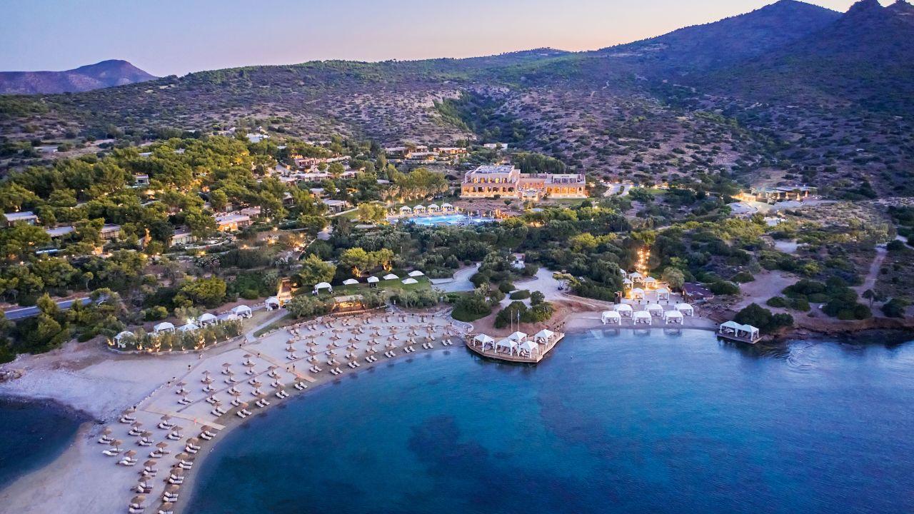 Grecotel Cape Sounio Exclusive Resort Kap Sounio Holidaycheck