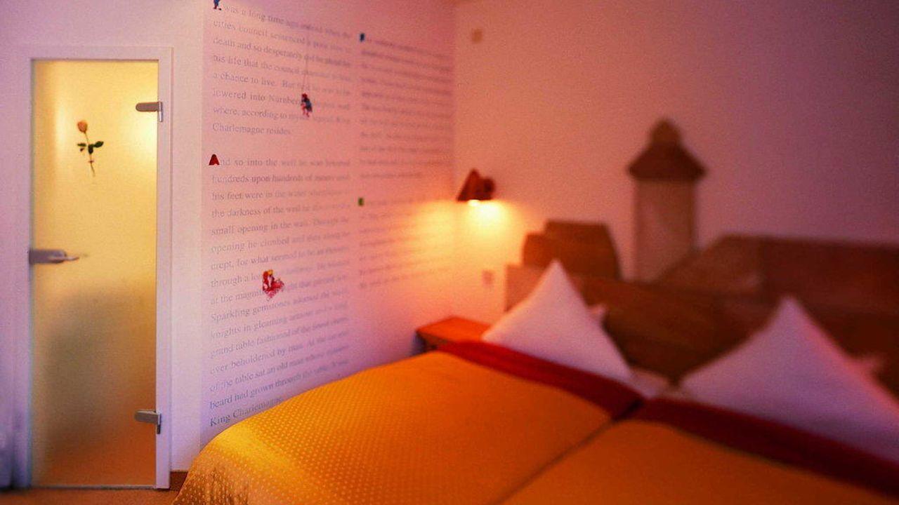 hotel drei raben in n rnberg holidaycheck bayern deutschland. Black Bedroom Furniture Sets. Home Design Ideas