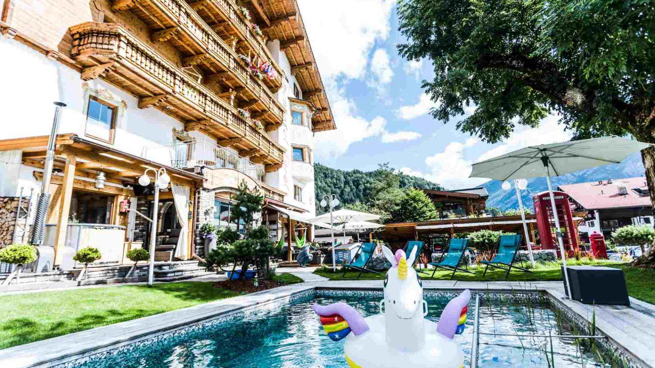 Alpenhotel Tyrol Adults Only Pertisau Holidaycheck Tirol