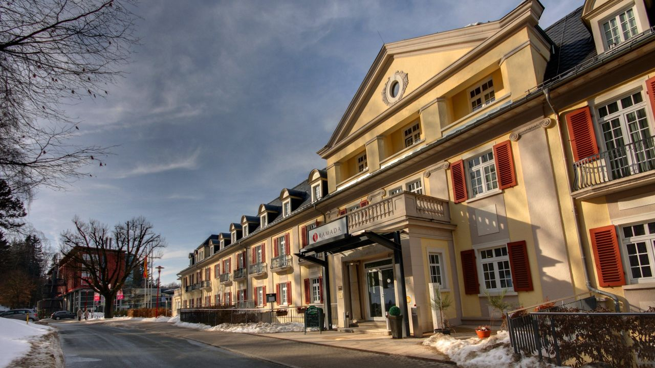 Sante Royale Hotel And Gesundheitsresort Bad Brambach