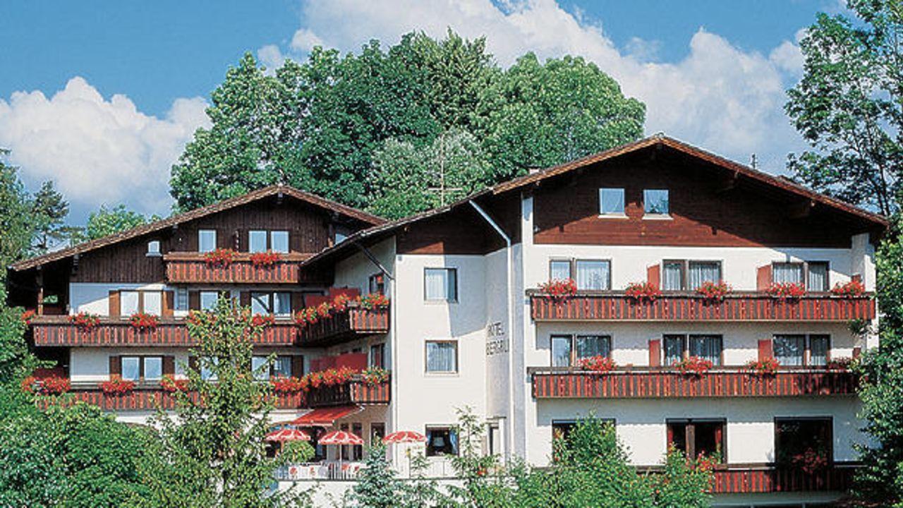 Hotel Bergruh Fussen Bewertung
