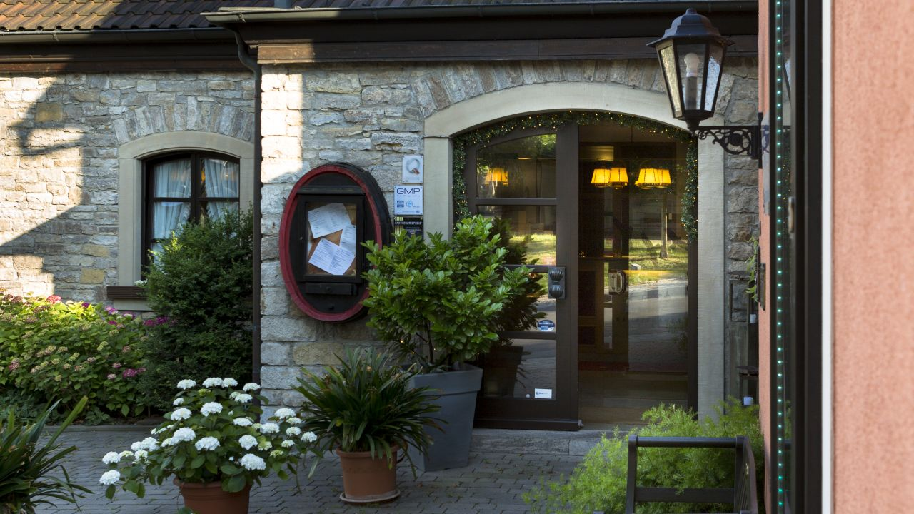 Akzent Hotel Franziskaner Dettelbach Holidaycheck Bayern