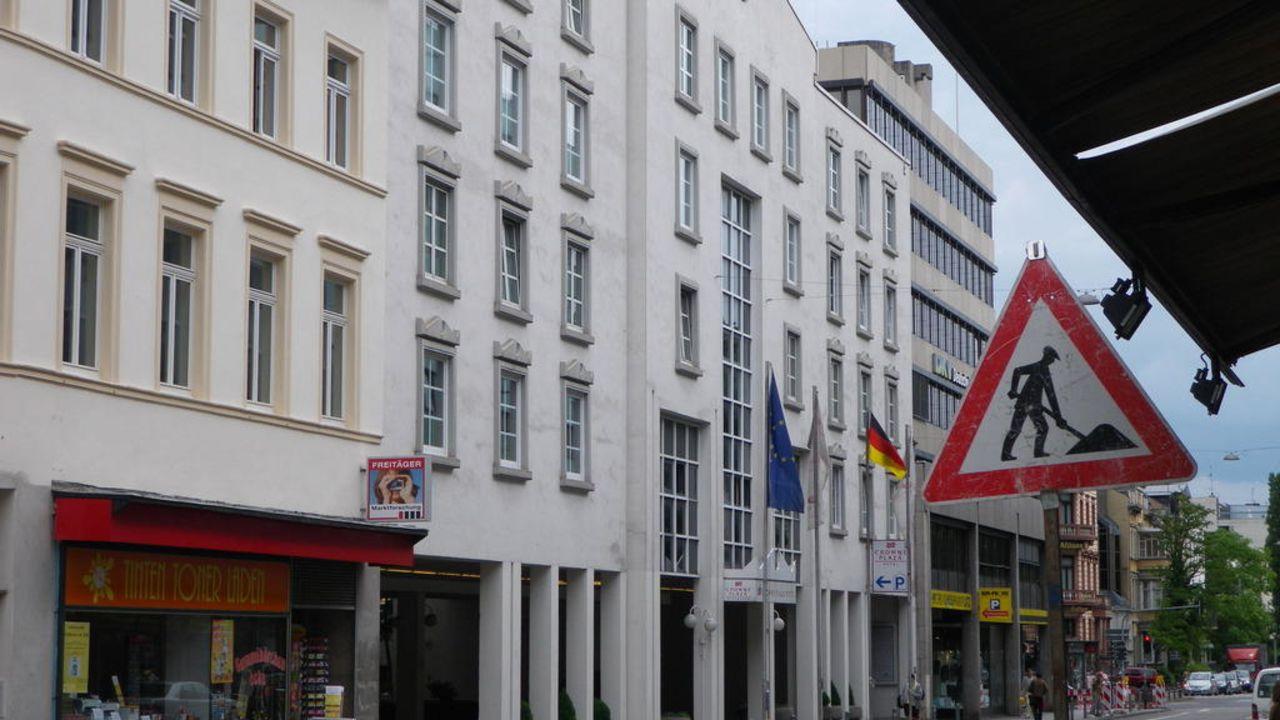 Bilder Hotel Mercure Wiesbaden