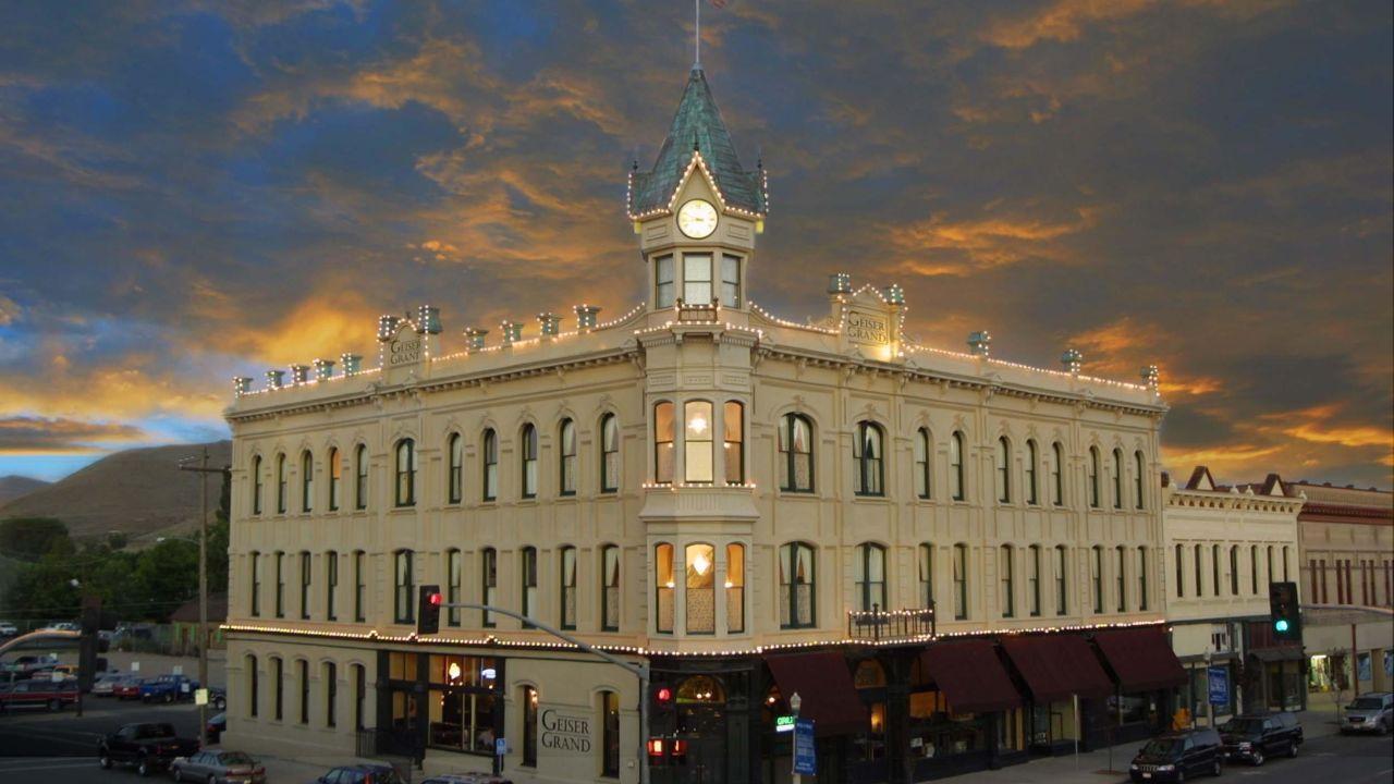 Geiser Grand Hotel Baker City Holidaycheck Oregon Usa