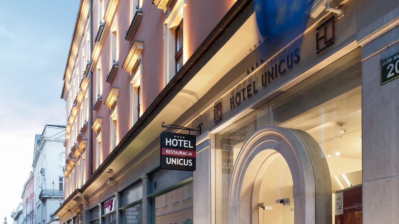 Hotel Unicus Krakowkrakau Holidaycheck Kleinpolen Polen