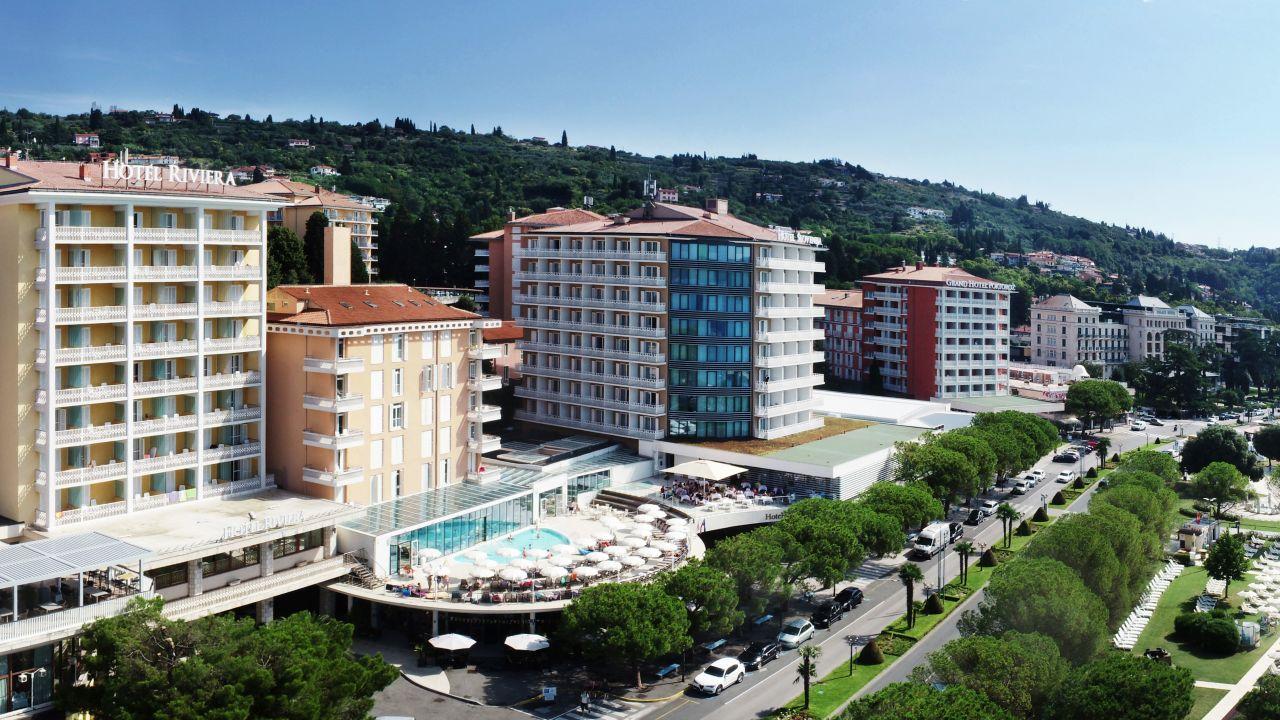Grand Hotel Portoroz Lifeclass Hotels Spa Portoroz