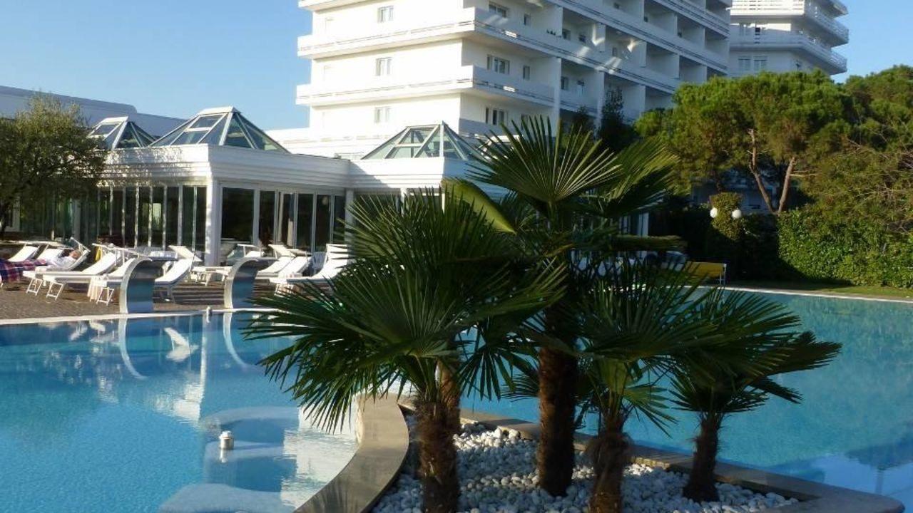 Hotel Tritone Abano Italien
