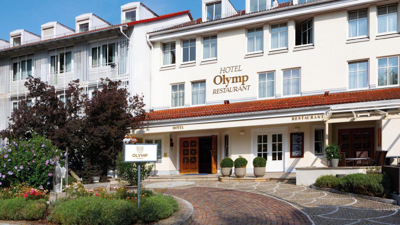 Golden Tulip Hotel Olymp (Eching (Landkreis Freising ...