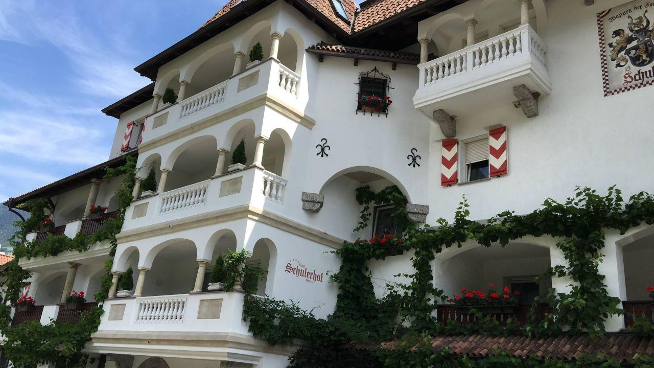 Bewertung Hotel Schulerhof