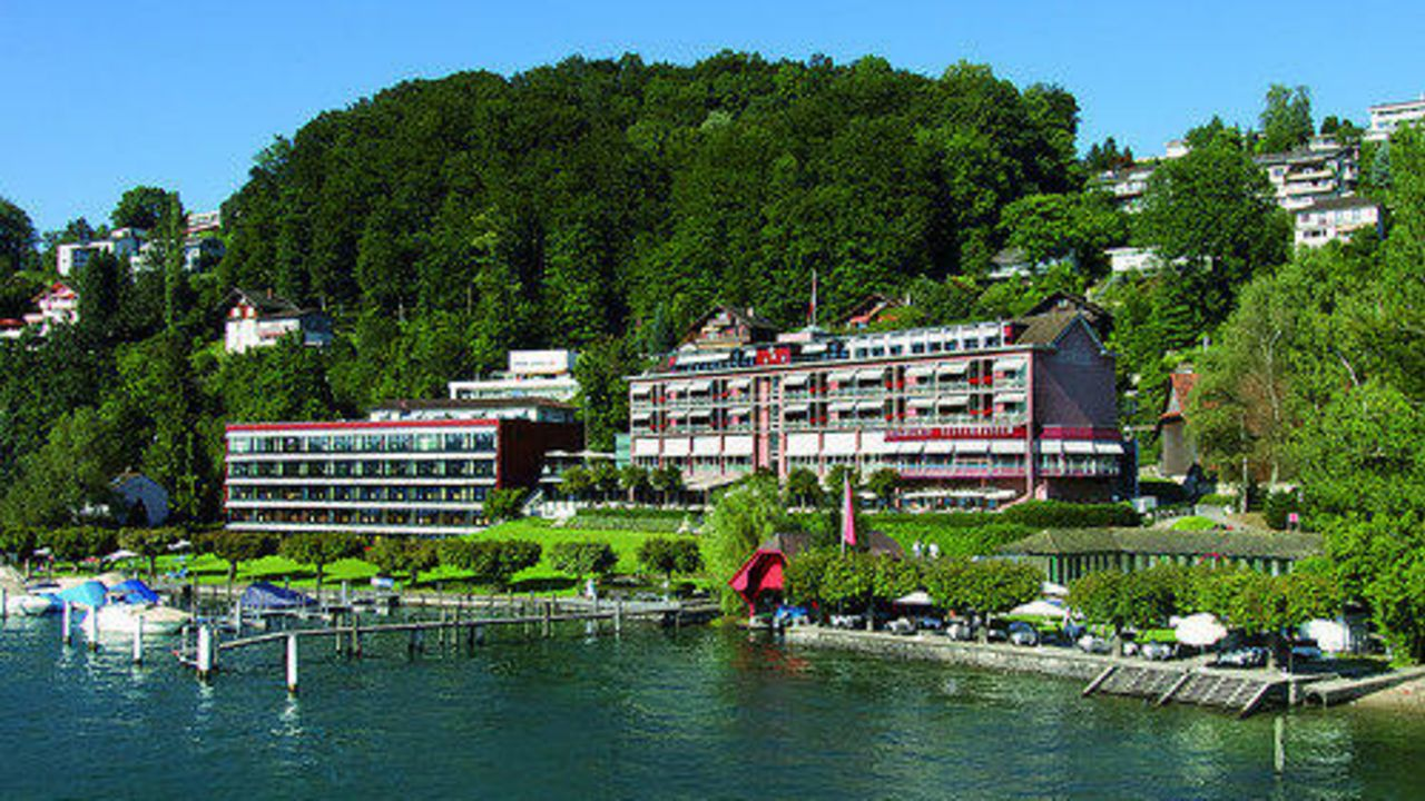 Hermitage Seehotel Luzern Holidaycheck Kanton Luzern Schweiz
