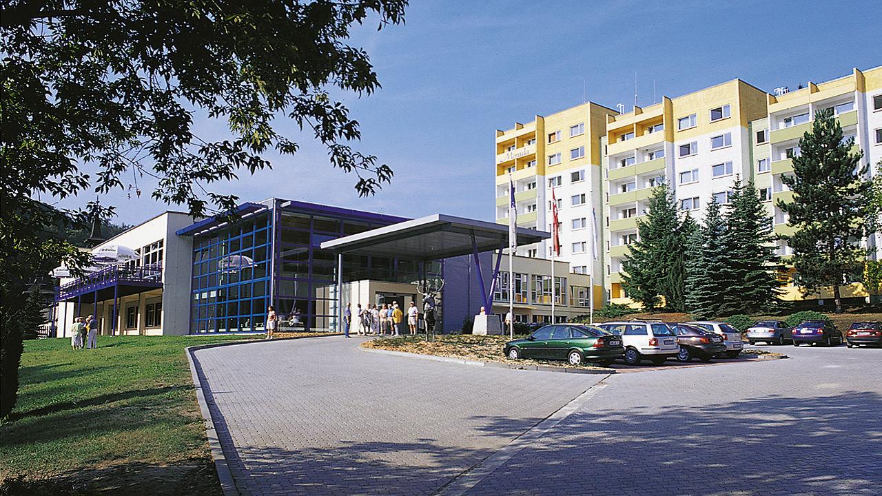 Morada Hotel Alexisbad (Alexisbad) • HolidayCheck (Sachsen ...
