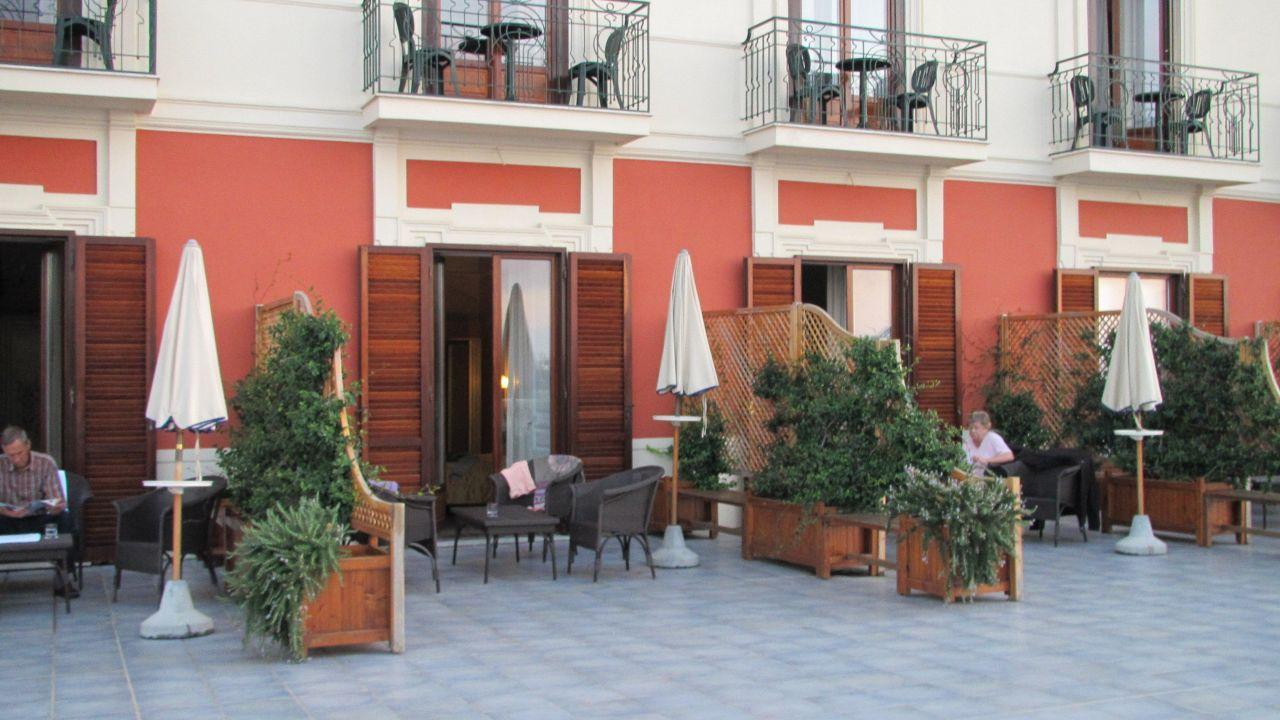 Grand Hotel Europa Palace Sorrent Holidaycheck Kampanien Italien