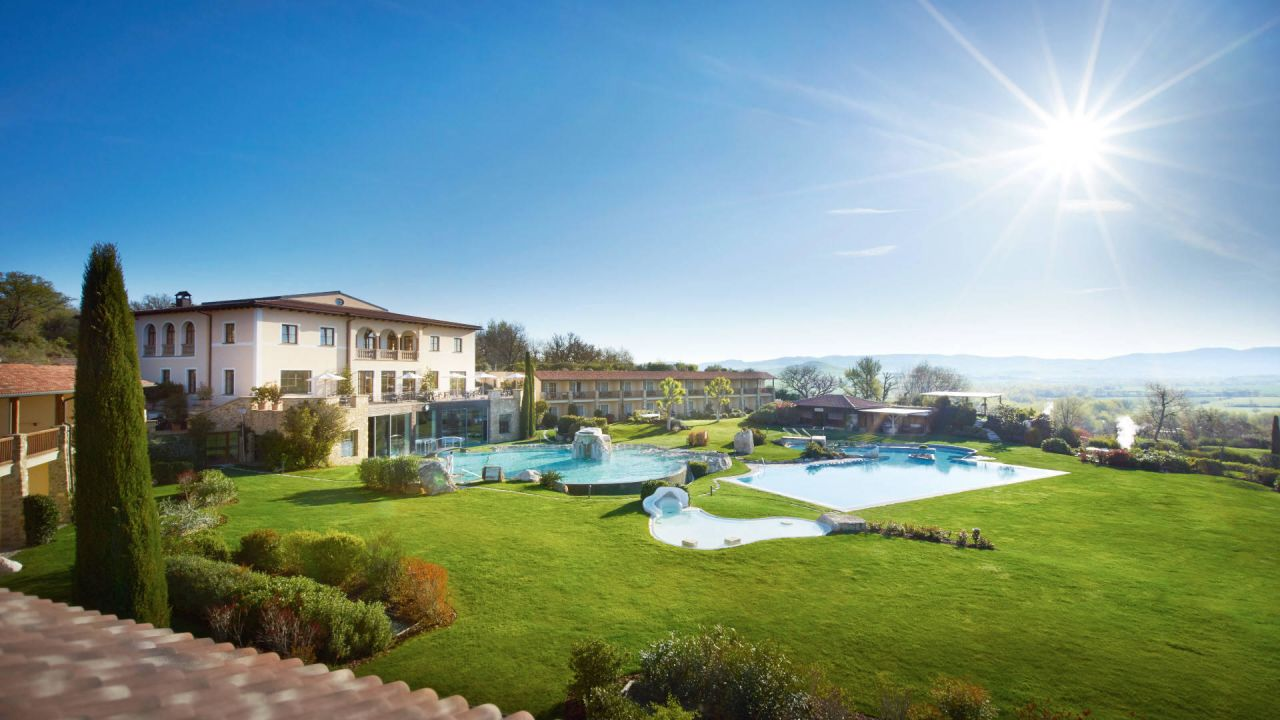 Adler thermae resort & spa bagno vignoni u2022 holidaycheck toskana
