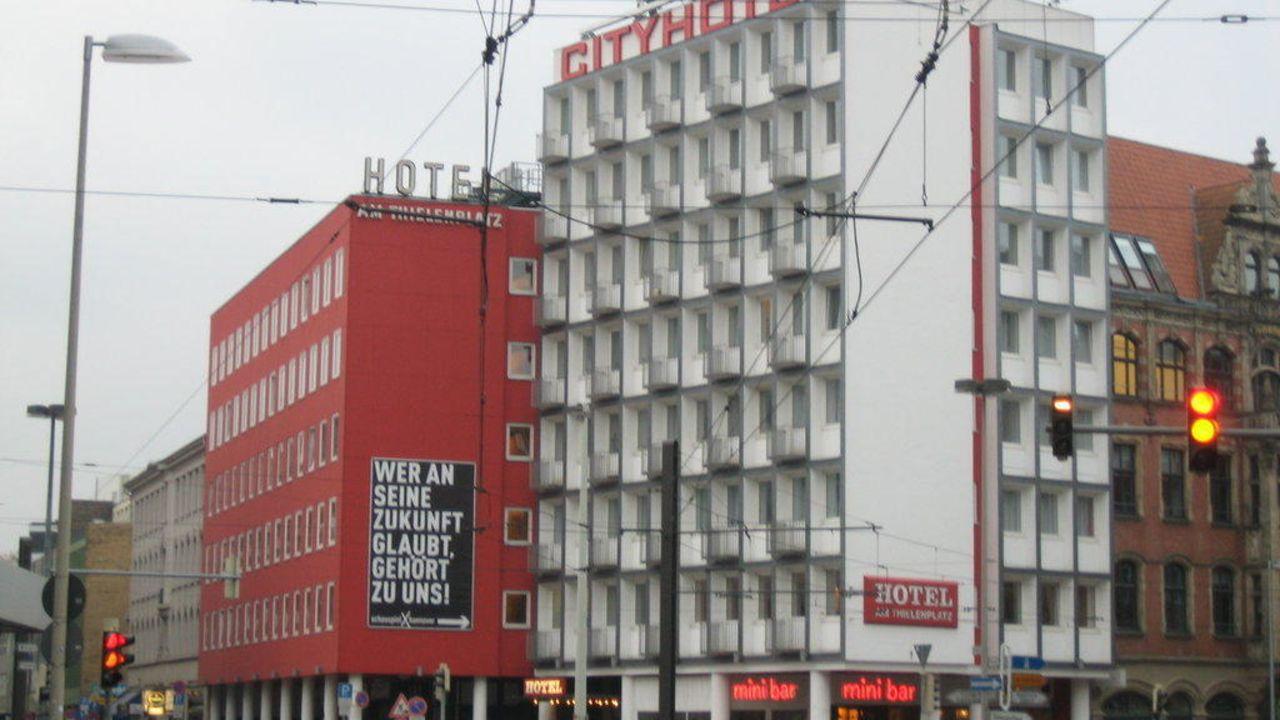Cityhotel Am Thielenplatz Hannover Holidaycheck Niedersachsen