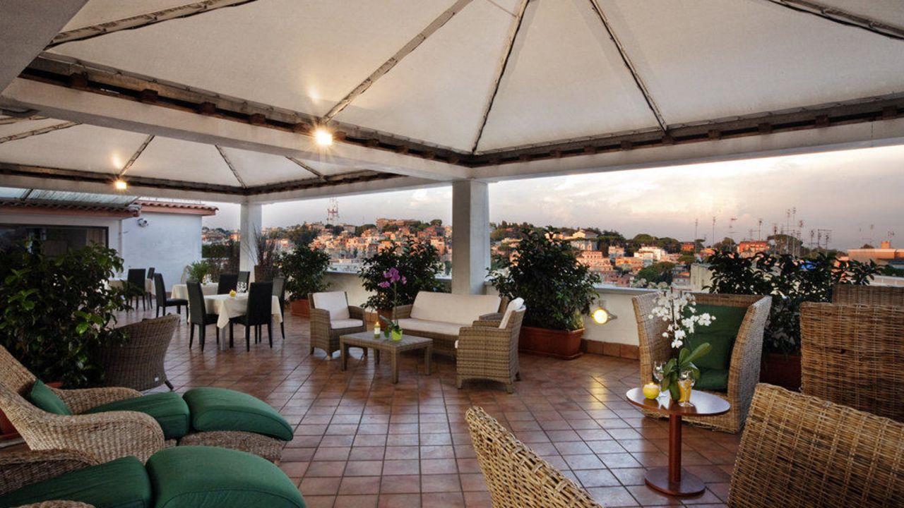 Grand Hotel Tiberio Rom