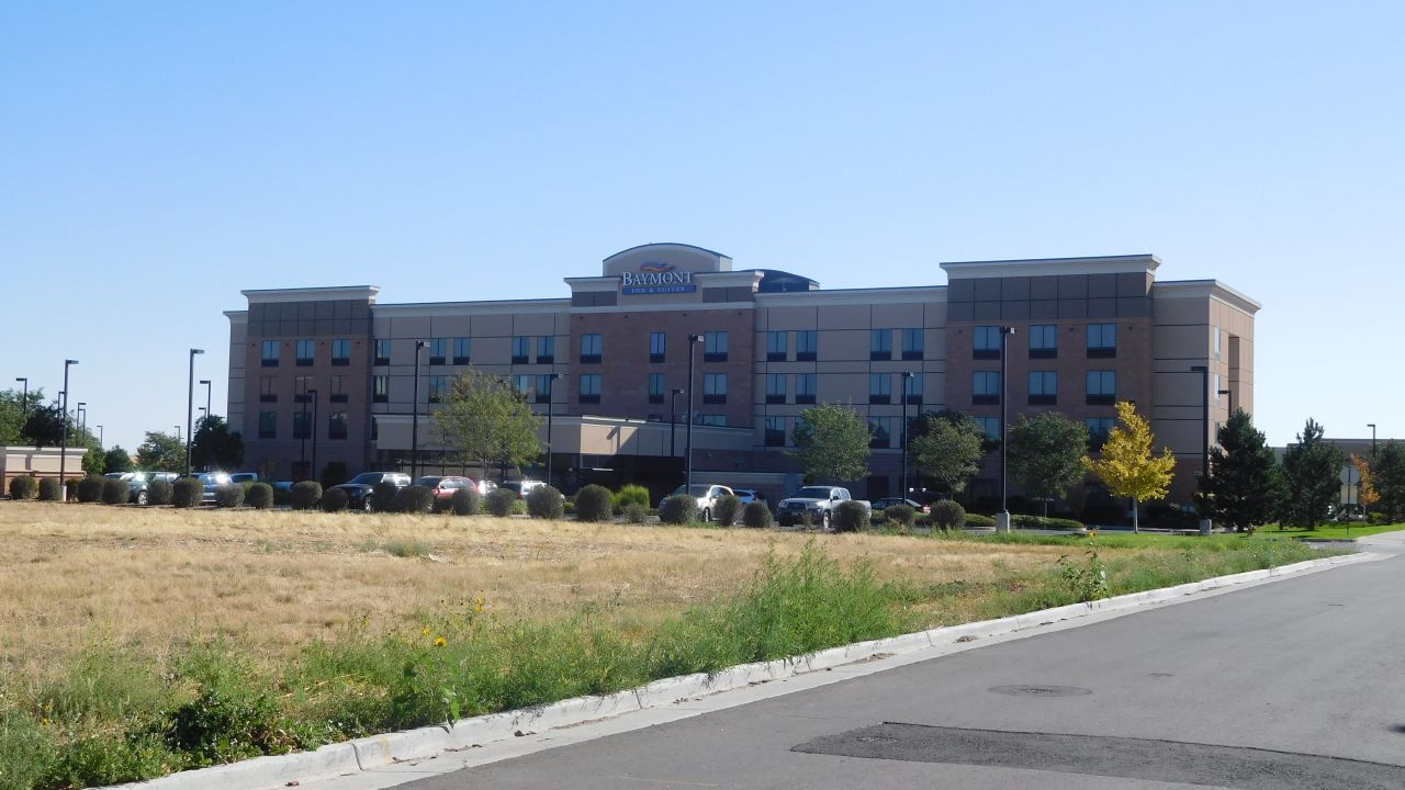 Denver Colorado International Airport Hotels