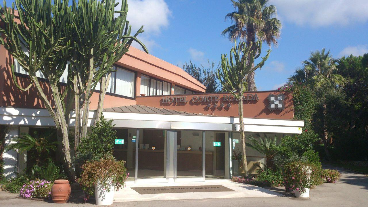Hotel Corte Rosada Bewertung