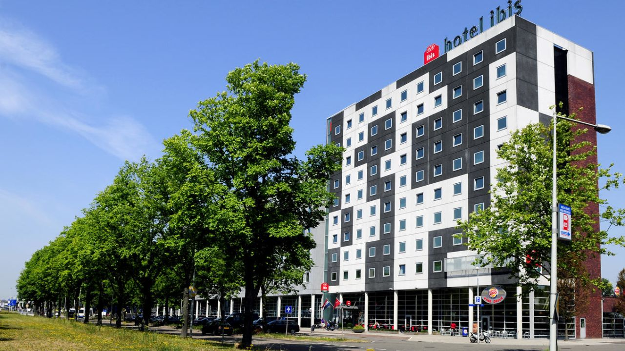 Amsterdam Hotel Ibis Budget City South