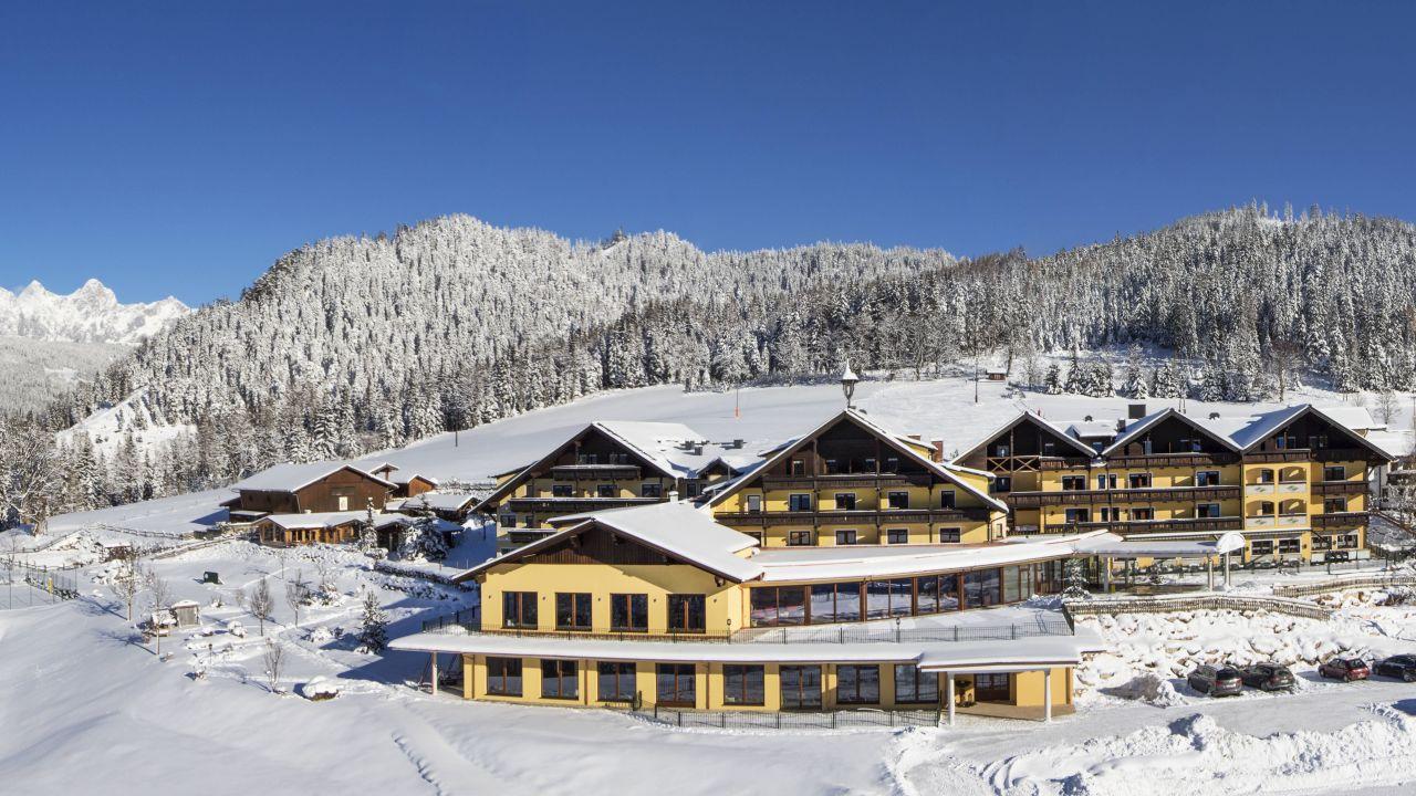 Hotel Seitenalm Radstadt Osterreich