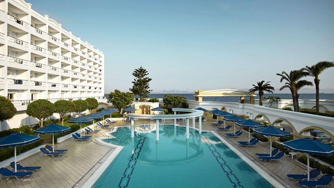Mitsis Grand Hotel Rhodos Stadt Holidaycheck Rhodos
