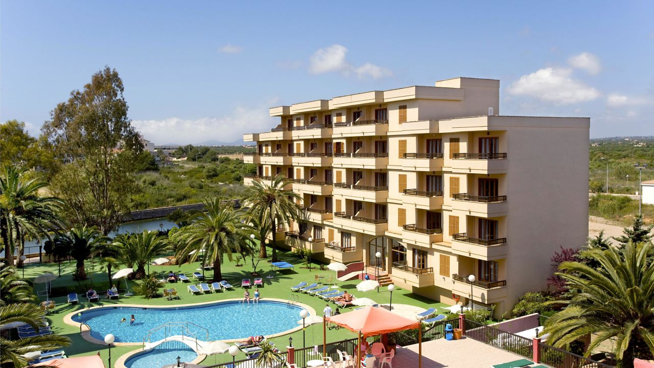 Playamar Hotel And Apartments Hotel S Illot Mallorca
