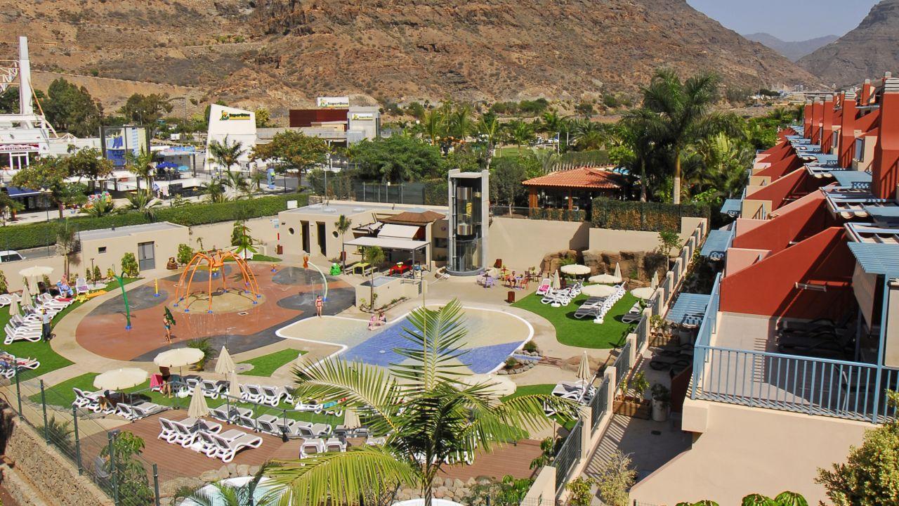 Appartements Cordial Mogan Valle Puerto De Mogan Holidaycheck