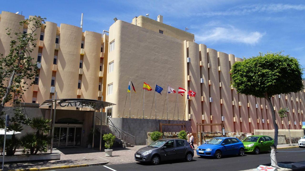 Playa Del Ingles Hotel Ifa Catarina