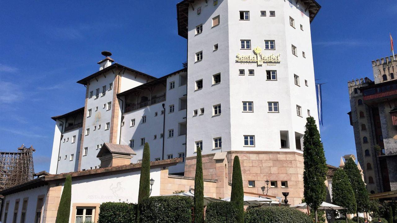 Hotel Santa Isabel Europa Park Rust Holidaycheck Baden