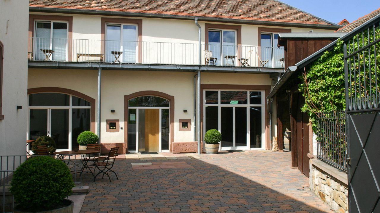 Gästehaus Rieslinghof (Forst an der Weinstraße) • HolidayCheck ...