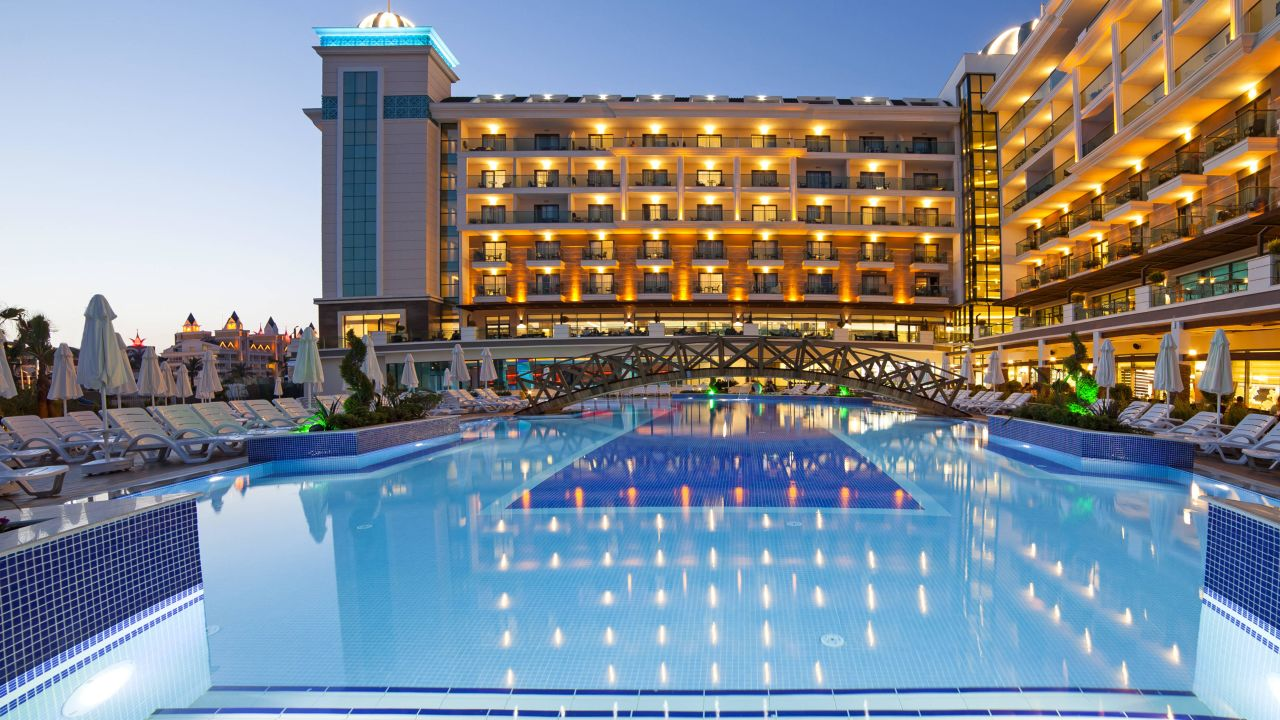 Hotels In Side Turkey