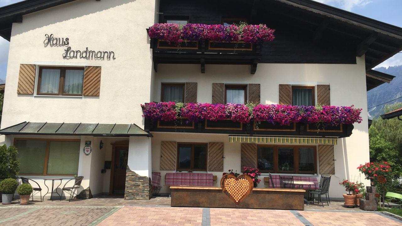 Haus Landmann Ellmau am Wilden Kaiser • HolidayCheck