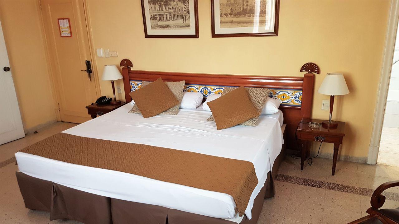 Hotel Mercure Sevilla Havanna Bewertung