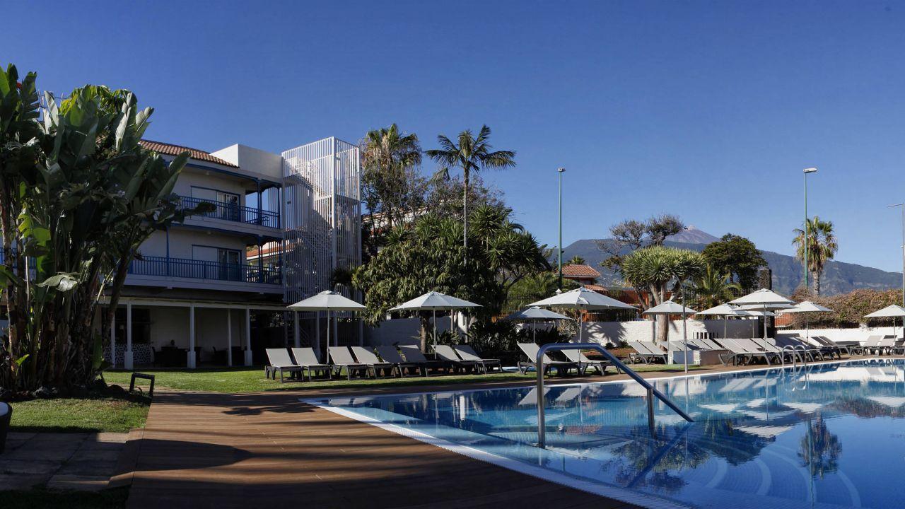 Weare Hotel La Paz Puerto De La Cruz Holidaycheck Teneriffa